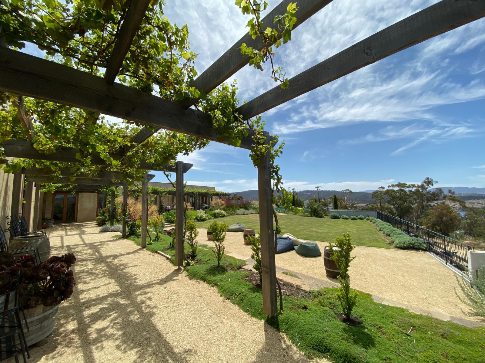 Wineries in Tasmania